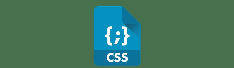 CSS ikona