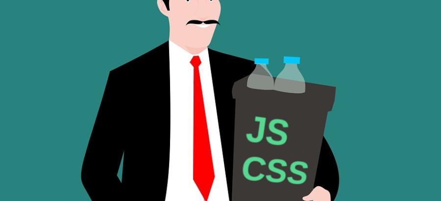 Usuwanie JS i CSS